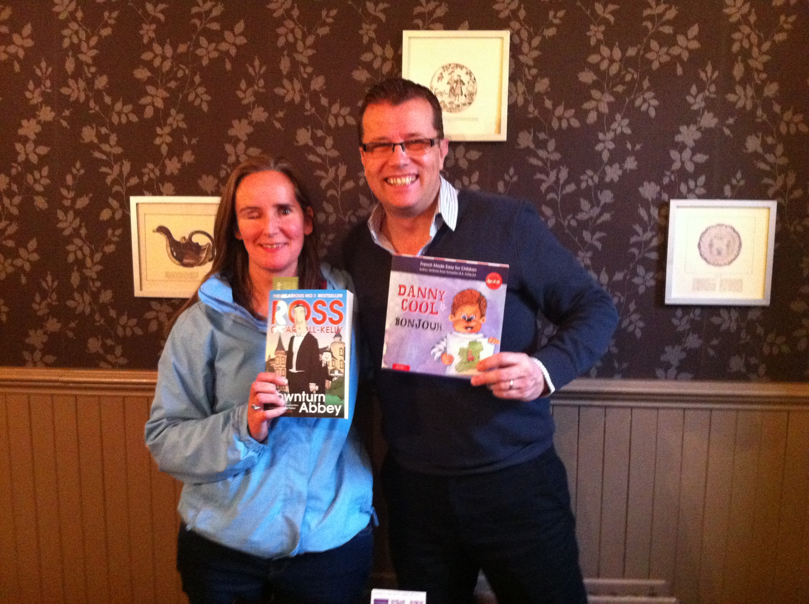 Danny Cool with RossOCK